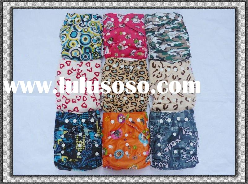 ALVA  cloth diapers baby all in one size