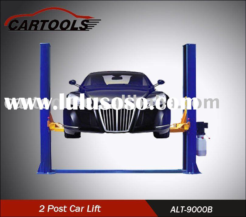 CE garage car lift, two post vehicle lift,car hoist 2 post
