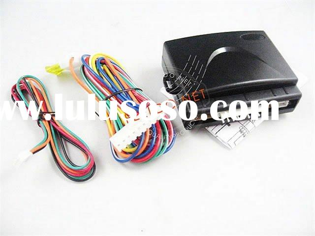 Car 4 Door power window alarm Automatic roll up module