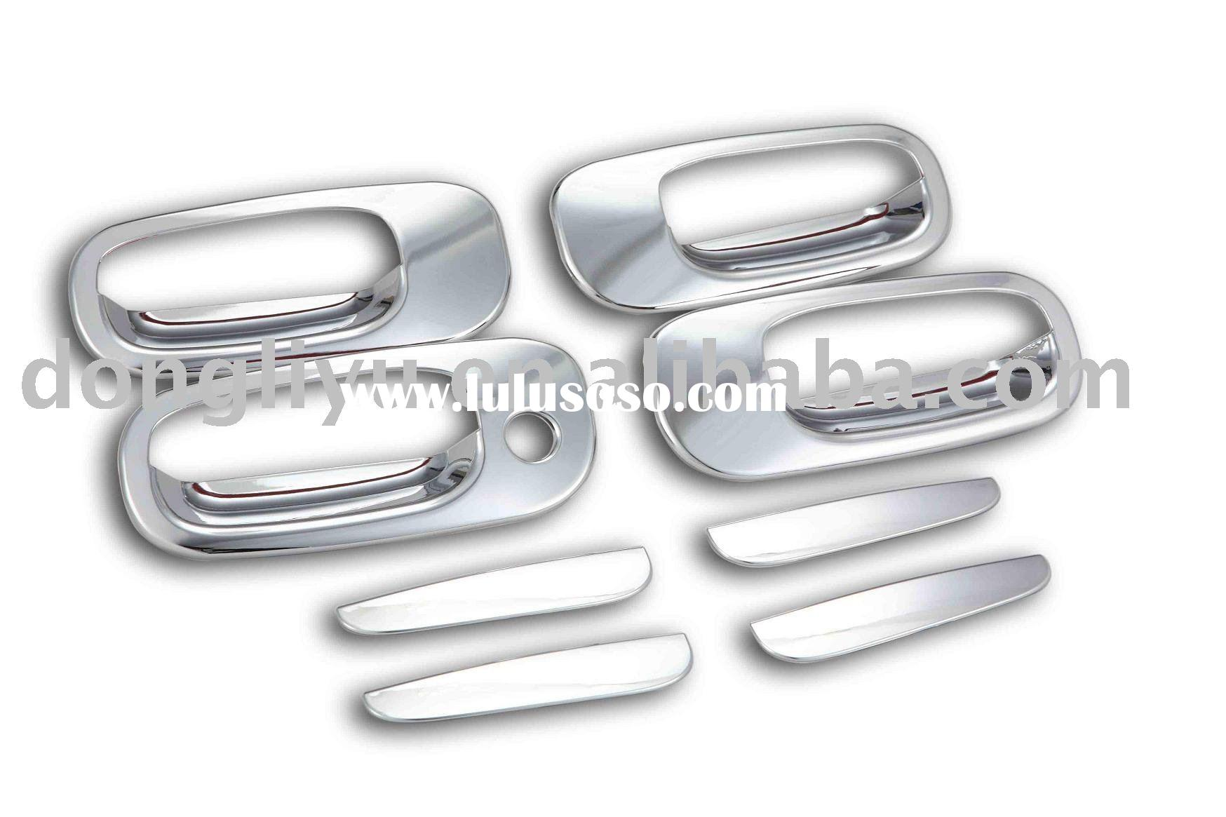 Car Chrome door Handle Cover for Dodge charger