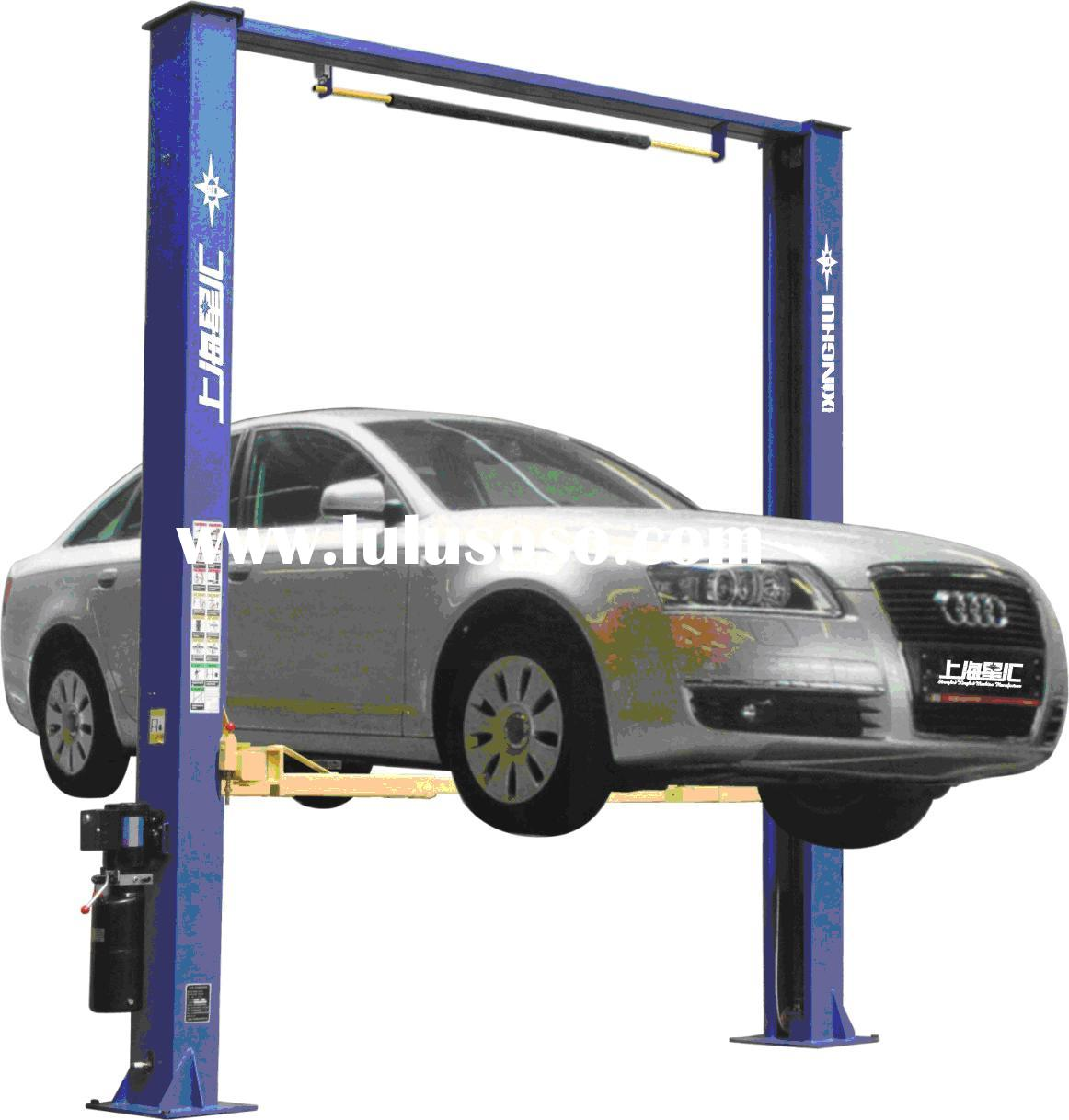 Car lift hoist car lift hoist manufacturers in lulusoso for Equipement complet garage auto