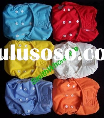 Cloth Diaper diaper Nappy  pocket diaper covers with Insert