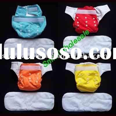 Cloth Diaper with  pocket and Insert