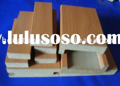 Door Frame / Door Jamb  With  Veneer Fulfill