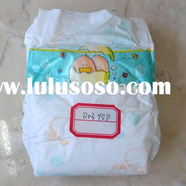 Free samples availabe Baby paper diapers