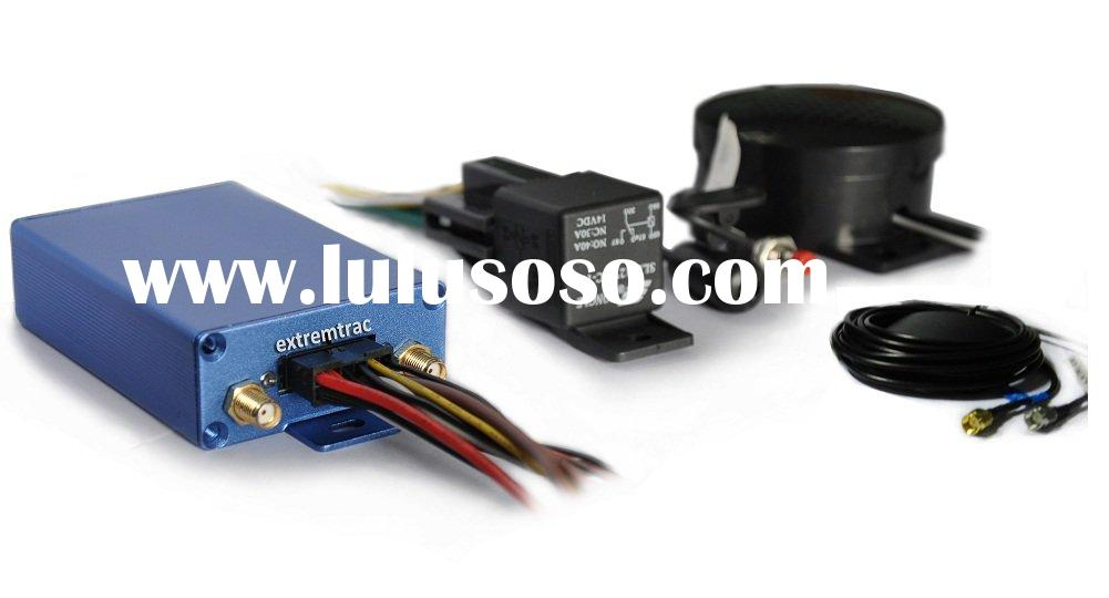 GPS/GPRS/GSM/SMS car tracking system + door lock/unlock + tracking software