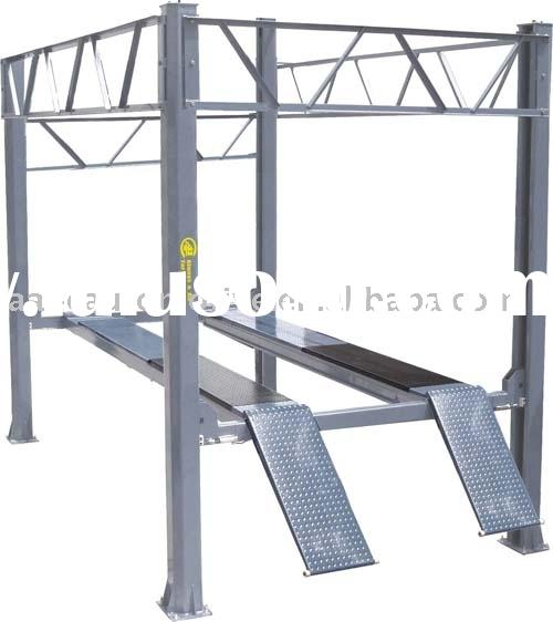 High Lifting Height 4 Post car lift(four post lift & car lift& parking lift)