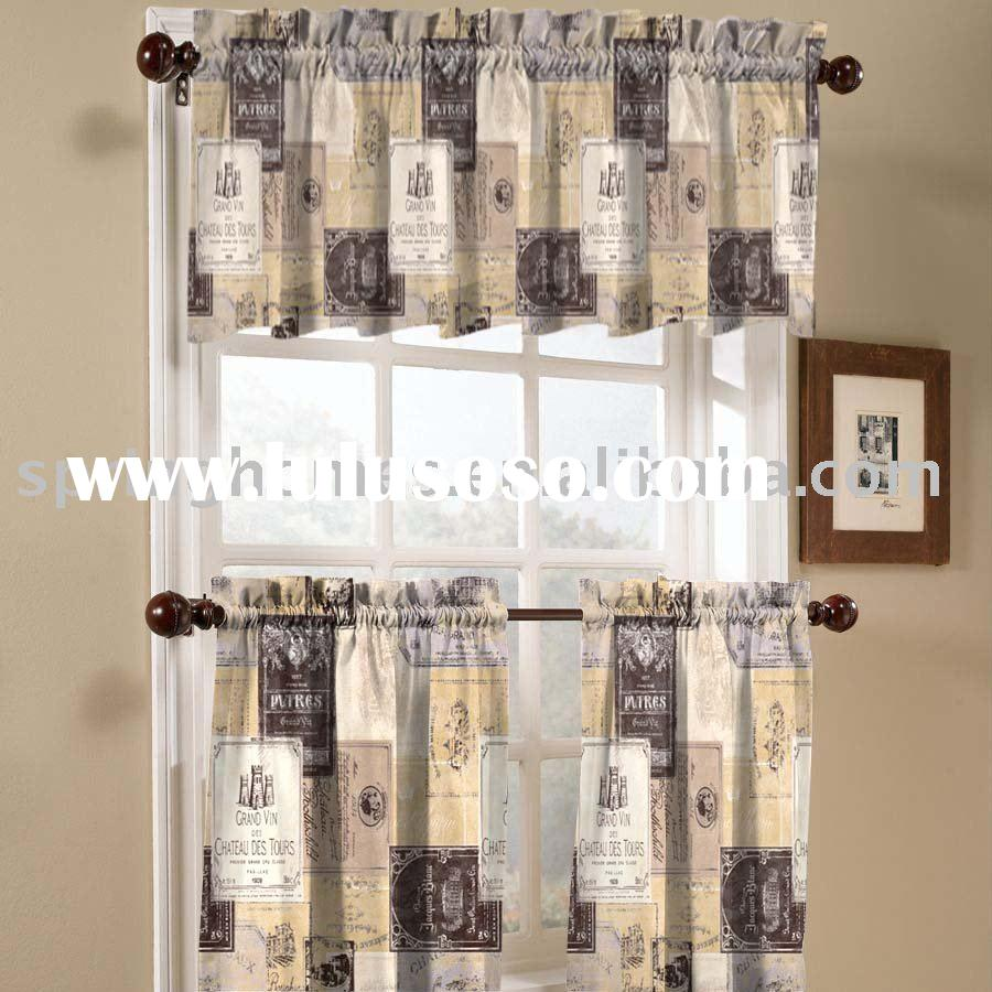 Kitchen Curtain Ideas to Enhance the Décor | Handbagzone Bedroom Ideas