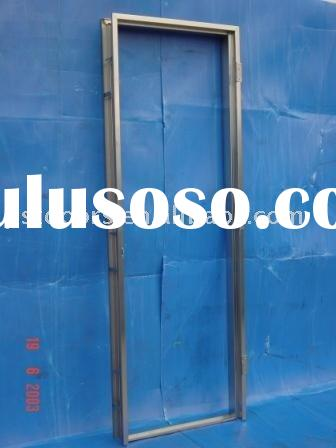 Stainless steel  door frame/galvanized steel door frame/painting steel door frame