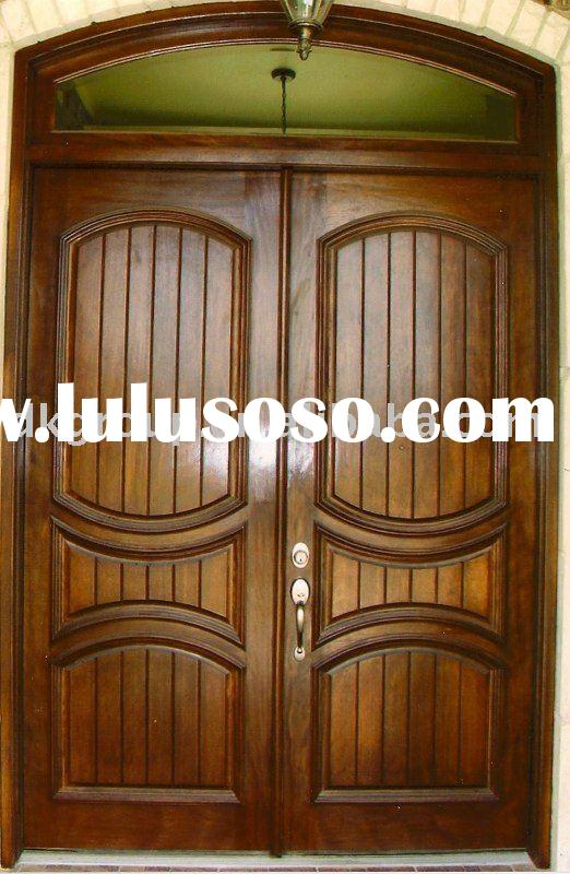 Villa wood door villa wood door manufacturers in lulusoso for Wood door manufacturers