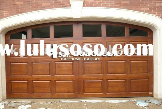 Garage Wooden Door Garage Wooden Door Manufacturers In
