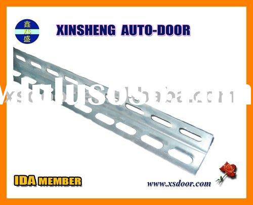 (Angles iron)overhead door parts