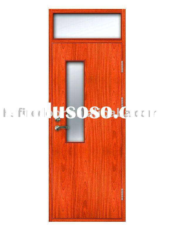 Wooden Doors and Frames (Fire Rated and Non Fire Rated)