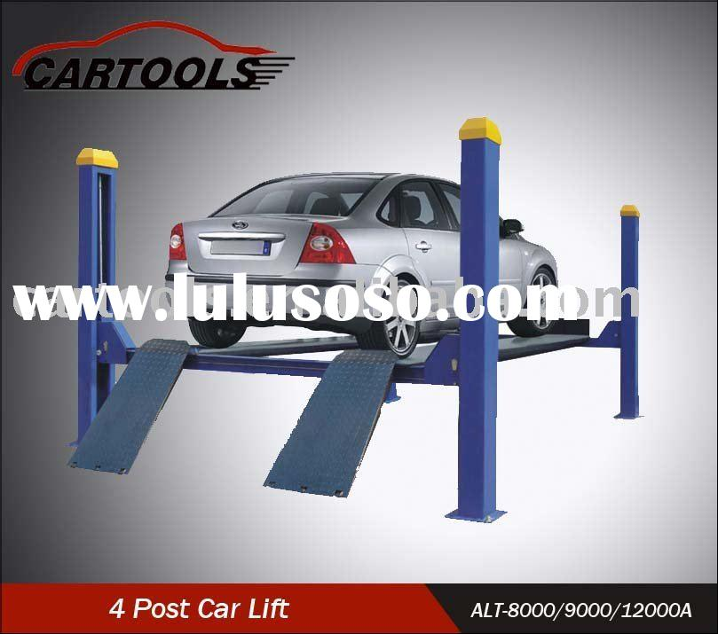 four post car lift, 4 post parking lift,auto parking lift/hoist