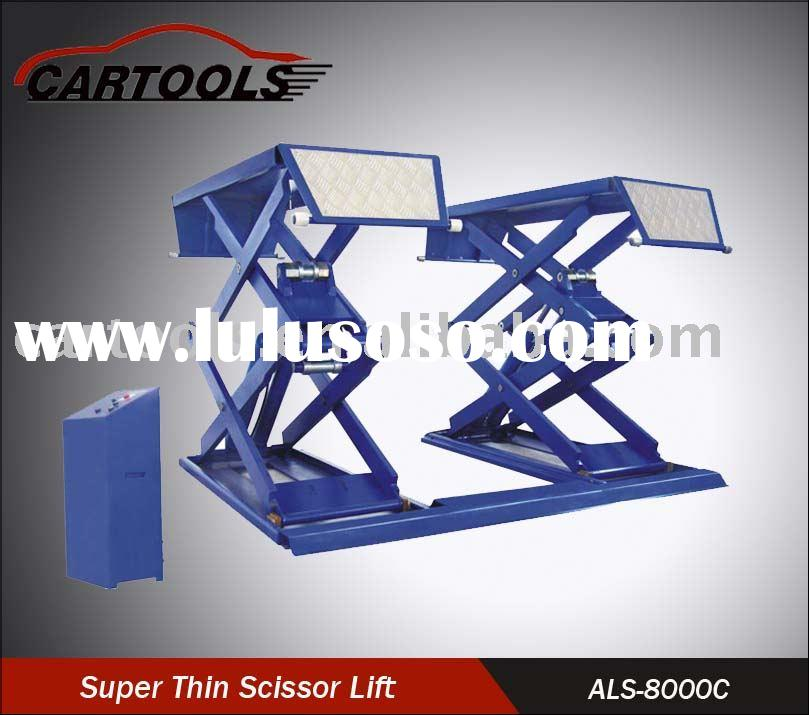 garage car lift, vehicle hoist (CE)