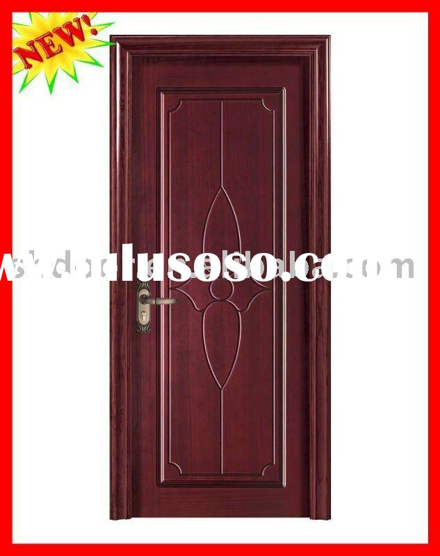 Latest wooden main double door designs home decorating for Modern design main door