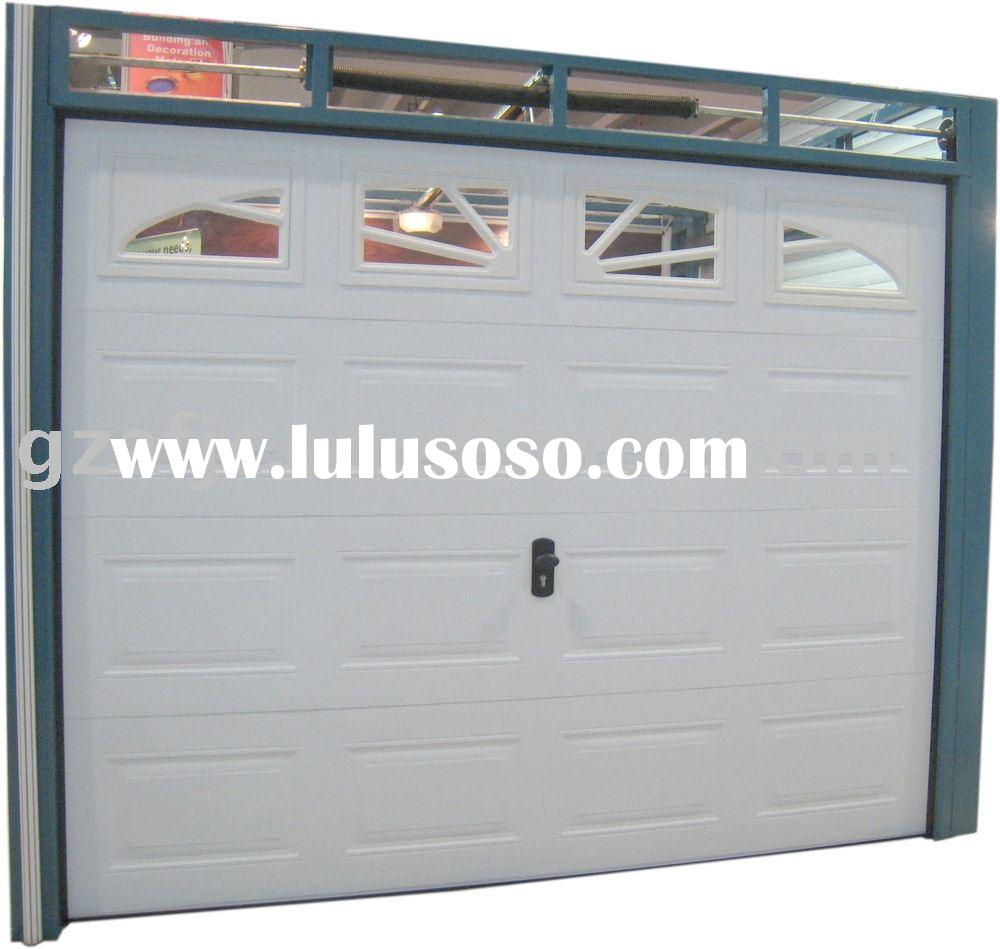 Overhead Garage Door: Learn your many options and choose wisely!