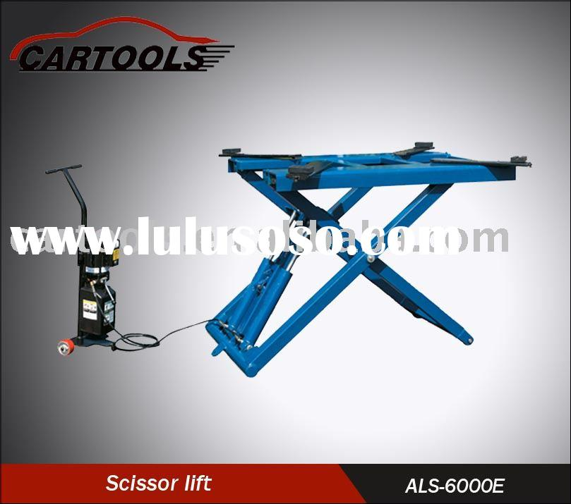 portable auto lift, scissor car lift,mid rise lift