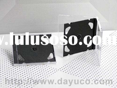 10.4mm CD Jewel Box with black tray 10.4mm CD Jewel Case