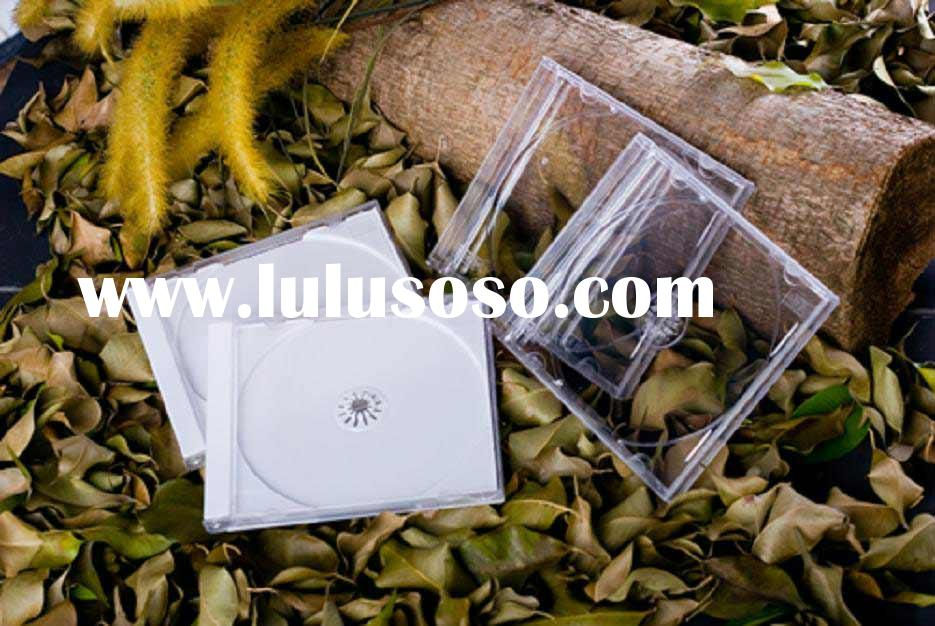10.4mm CD Jewel Case (Single, with Clear Tray)