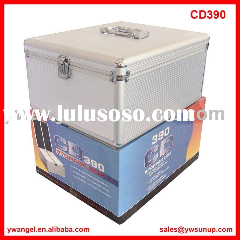 Aluminum CD Case,CD Carrier,CD holder,CD Storage