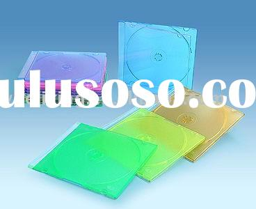 CD Jewel Case 5.2mm ,CD box Super slim colorful