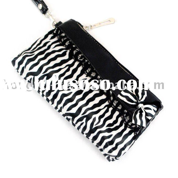 Cosmetic bag and case