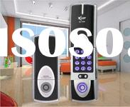 Electronic door locks with touch key