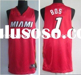 Free shipping #1 Bosh Miami Heat jerseys cheap