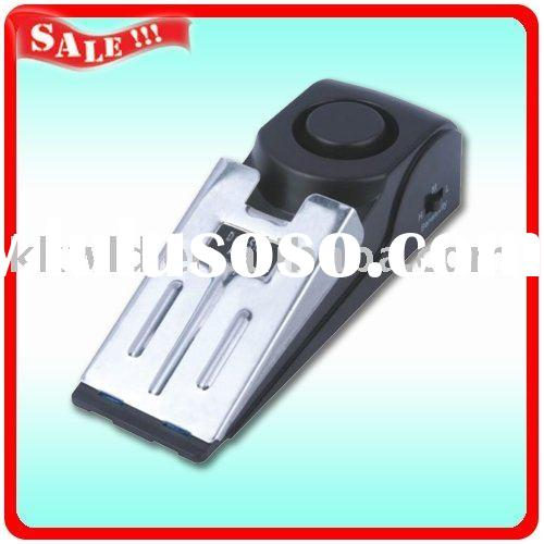 NO 123 door stopper security door alarm