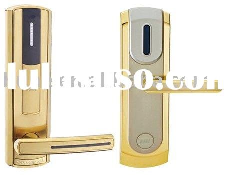 RF card door lock