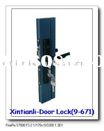 Security door locks, door lever lock,hardware lock (9-670)