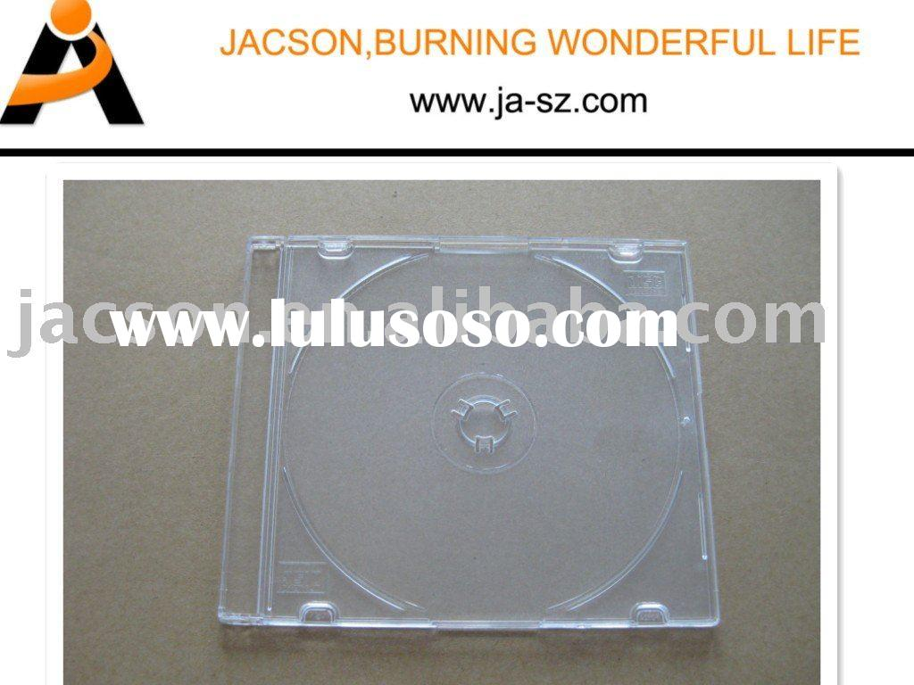 Standard CD jewel case/single CD box