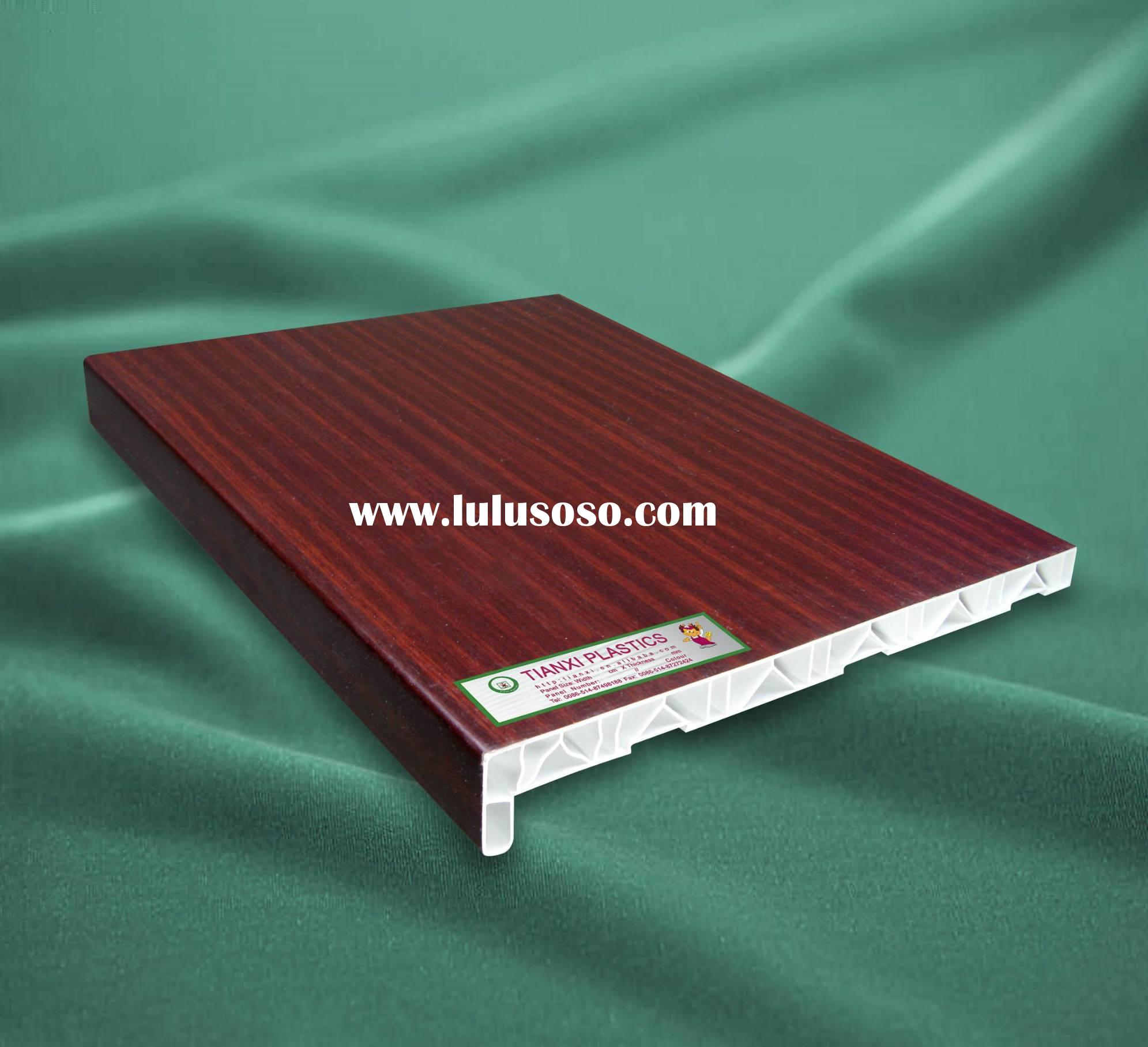 WS30-WI 30CM *20MM pvc window sill