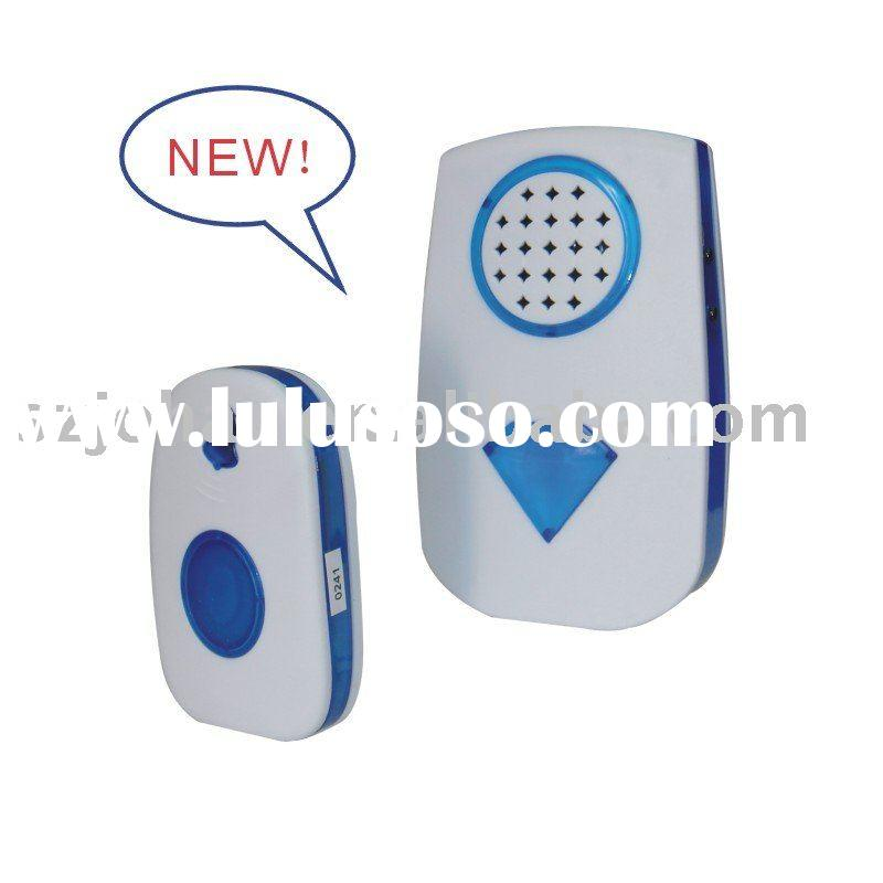 Wireless Door bell 898( 8 country languages & 36 multi-music for choice)
