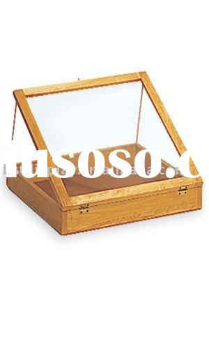 Free Wooden Display Case Plans