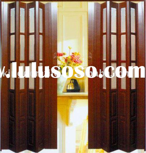 Accordion Doors Wood Amazon Accordion Doors Stokkelandfo Gallery