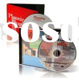 cd replication,cd duplication,cd production with jewel case,booklet,paper inserted