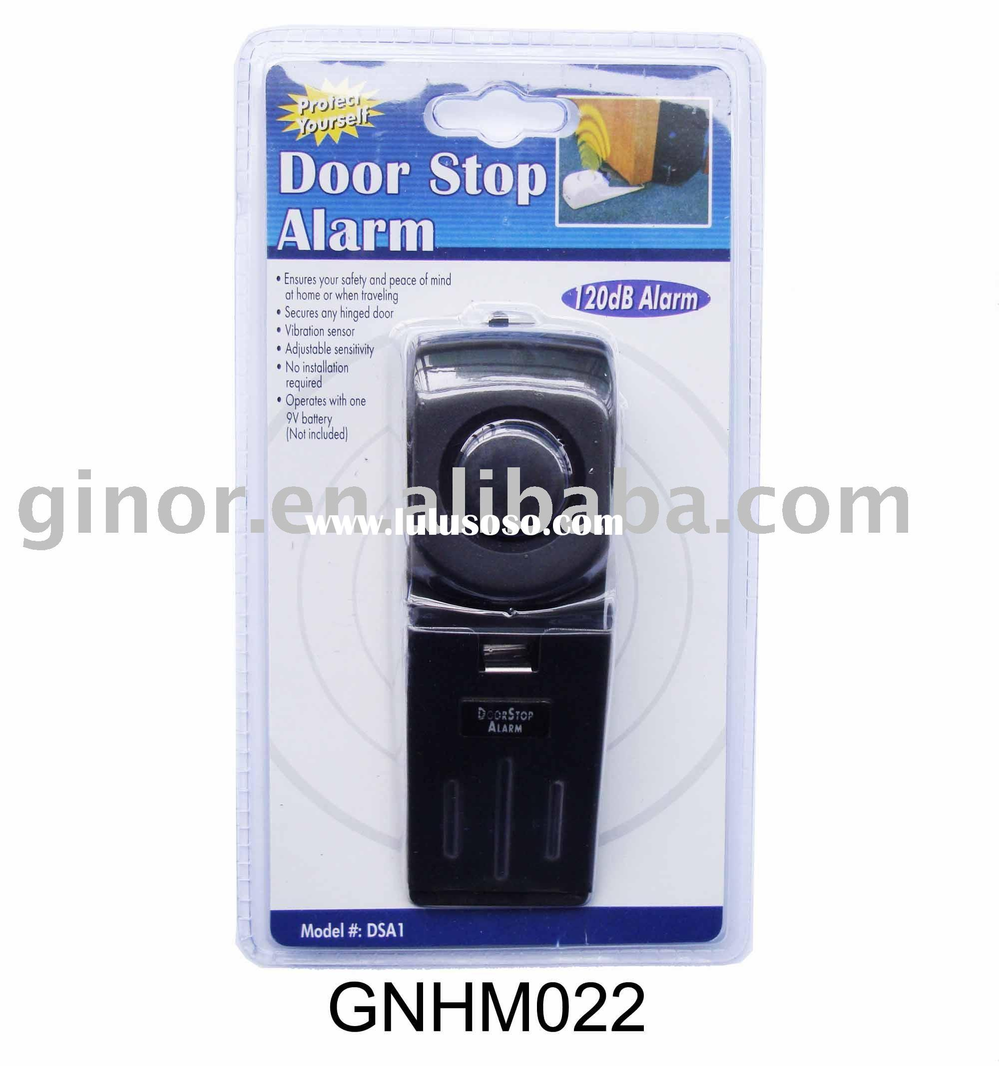 door alarm/security door alarm/door stopper alarm