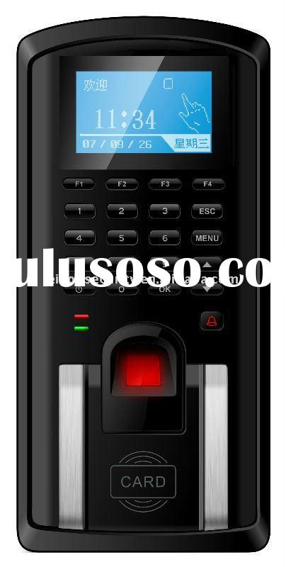 fingeprint security door access control