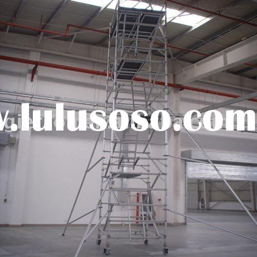 Types Of Portable Scaffolding : Used scaffold manufacturers in lulusoso