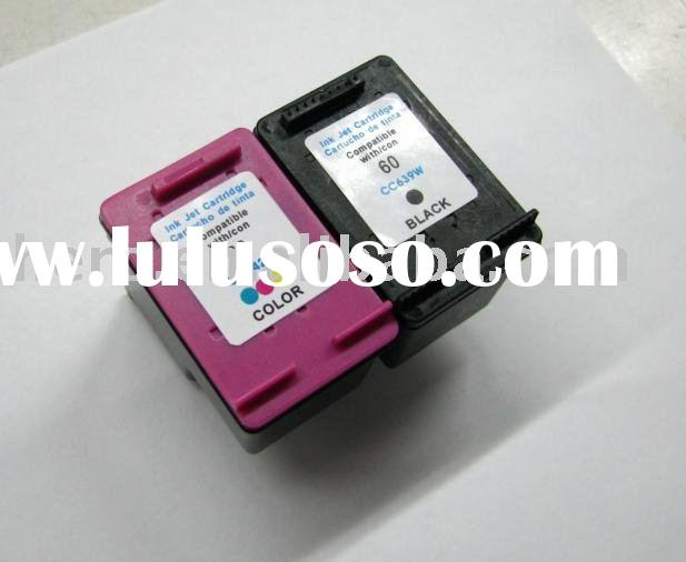 60/901/300/818/121 ink cartridges for HP