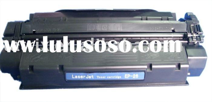 Compatible Toner Cartridge for CANON EP26/EP27/U drum/X25
