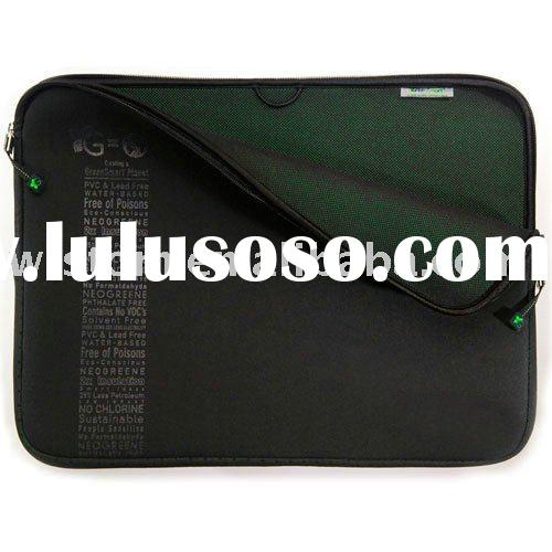 netbook case/computer sleeve/cool laptop bag/fashionable neoprene sleeve