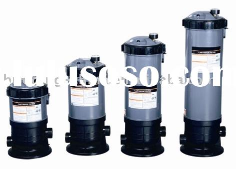 Cartridge Filter with Cartridge (Pool Cartridge Filter, Cartridge, Pool Filtration)