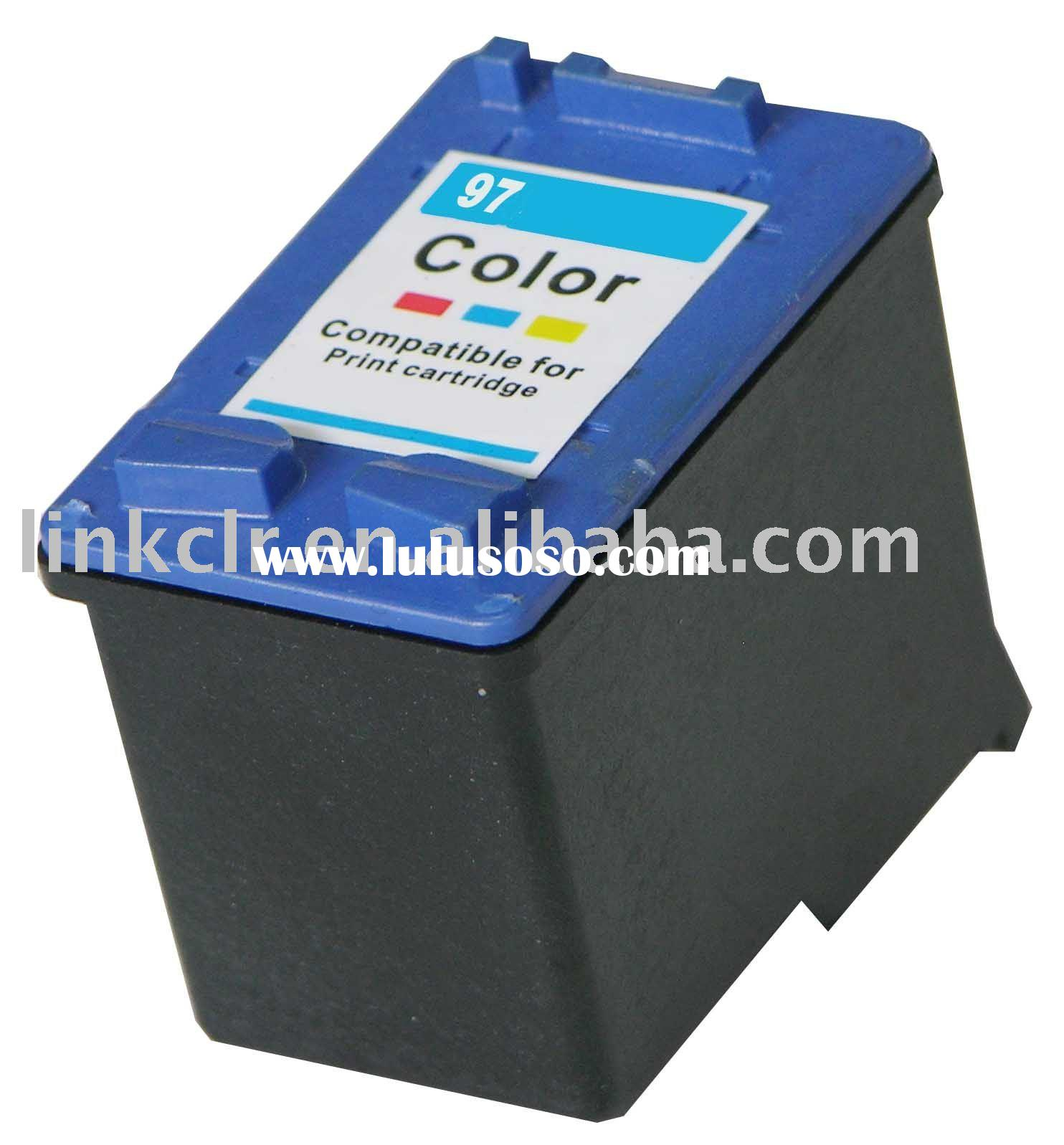 Ink cartridge compatible for HP97/C9363WN(cheap printer refills)