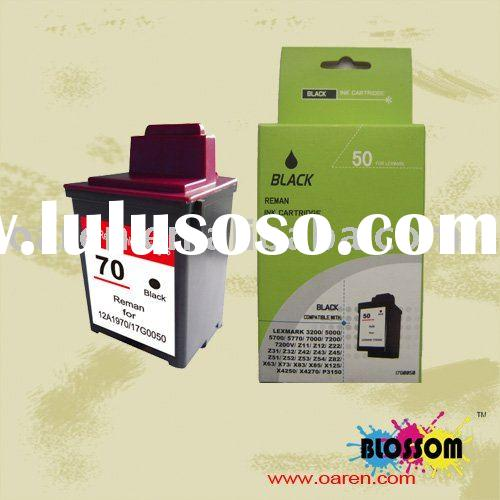 Offer reman Lexmark #50 InkJet Cartridge Black(17G0050)