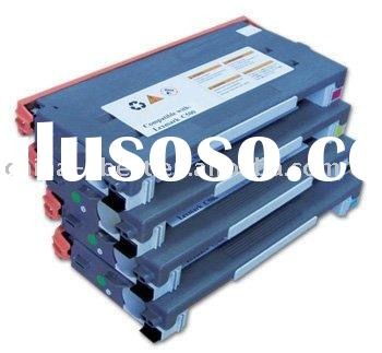 compatible color laser printer toner cartridge Lexmark c500