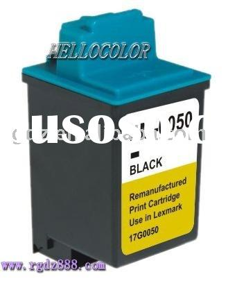 inkjet cartridge for Lexmark 50
