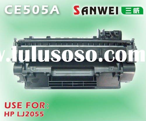 printer toner cartridge spare parts  CE505A for HP LJ2055/2035